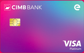 CIMB e- Credit Card