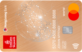 Hong Leong Emirates World Card
