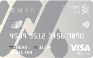 Standard Chartered Smart Credit Card