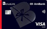 Ambank BonusLink Visa Gold Card