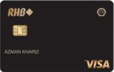 RHB Shell Visa Credit Card