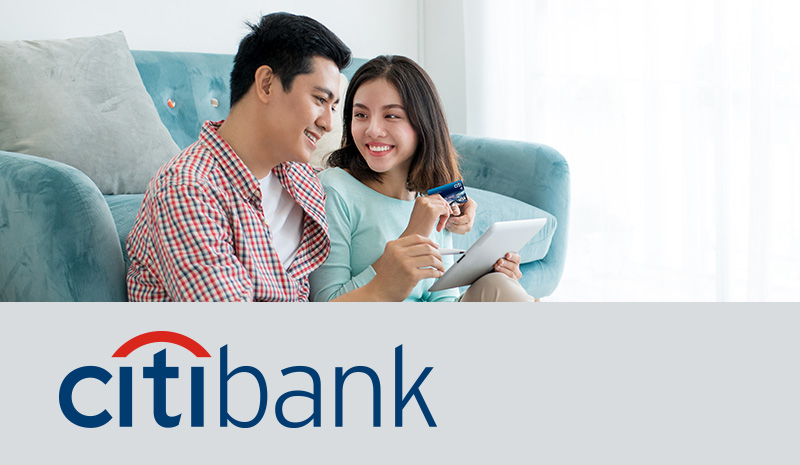 Citibank feautured