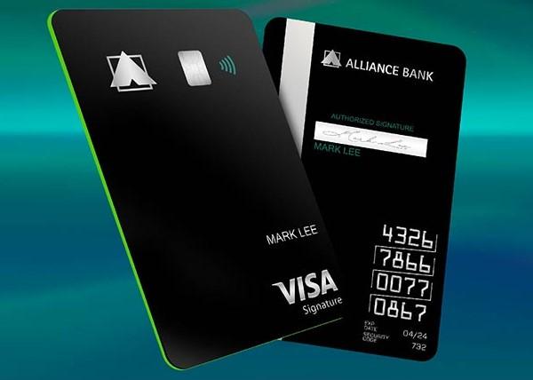 Visa signature alliance