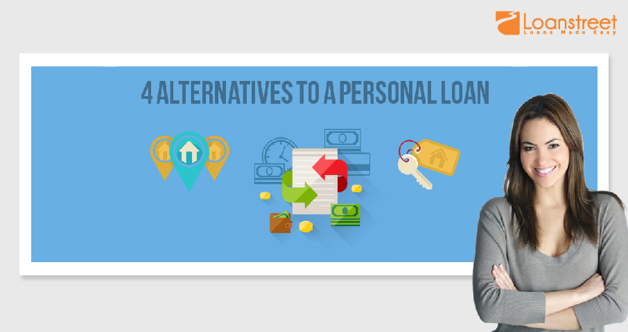 4 alternatives to a personal loan