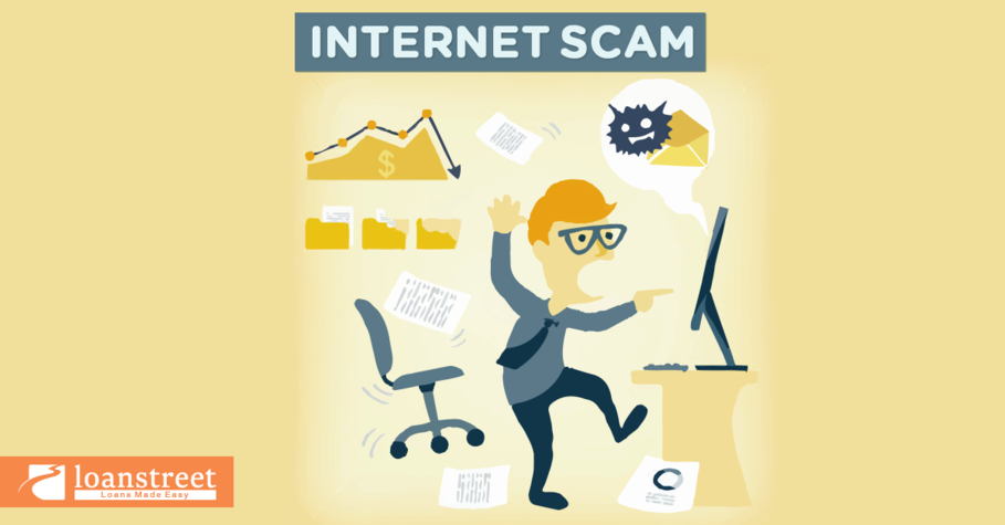 penipuan, Internet, dalam talian, online, cara mengawasi, cara mengelak penipuan