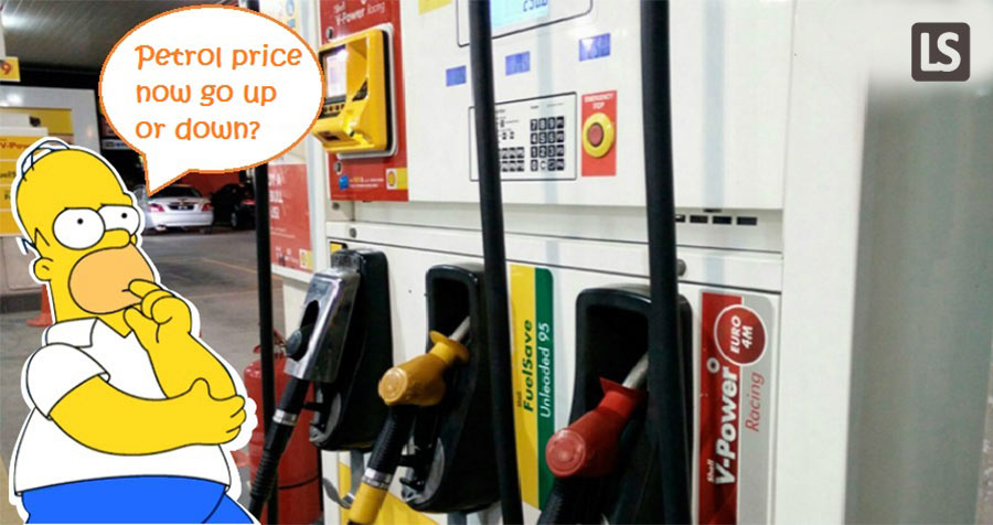 Falling Crude Oil Prices: Petrol Price in Malaysia Go Up or Down?
