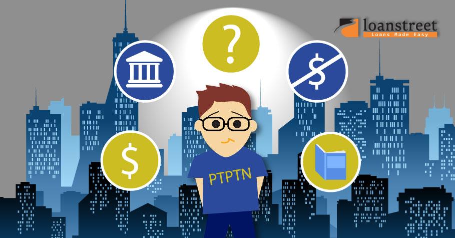 PTPTN pendidikan pinjaman
