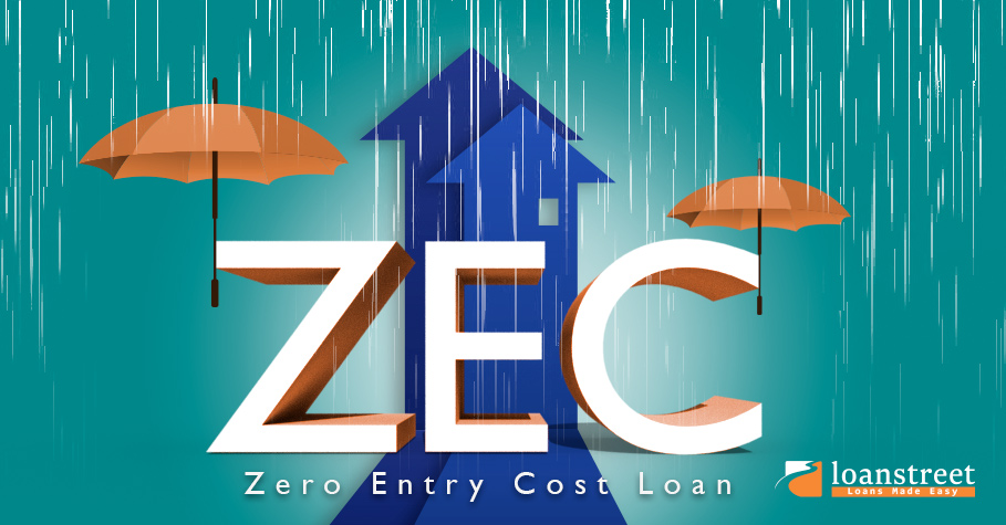 zero entry cost loan is it better non-zero entry cost loan