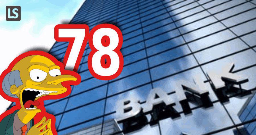 Bagaimana Bank Memperdayakan Anda Dengan Peraturan 78
