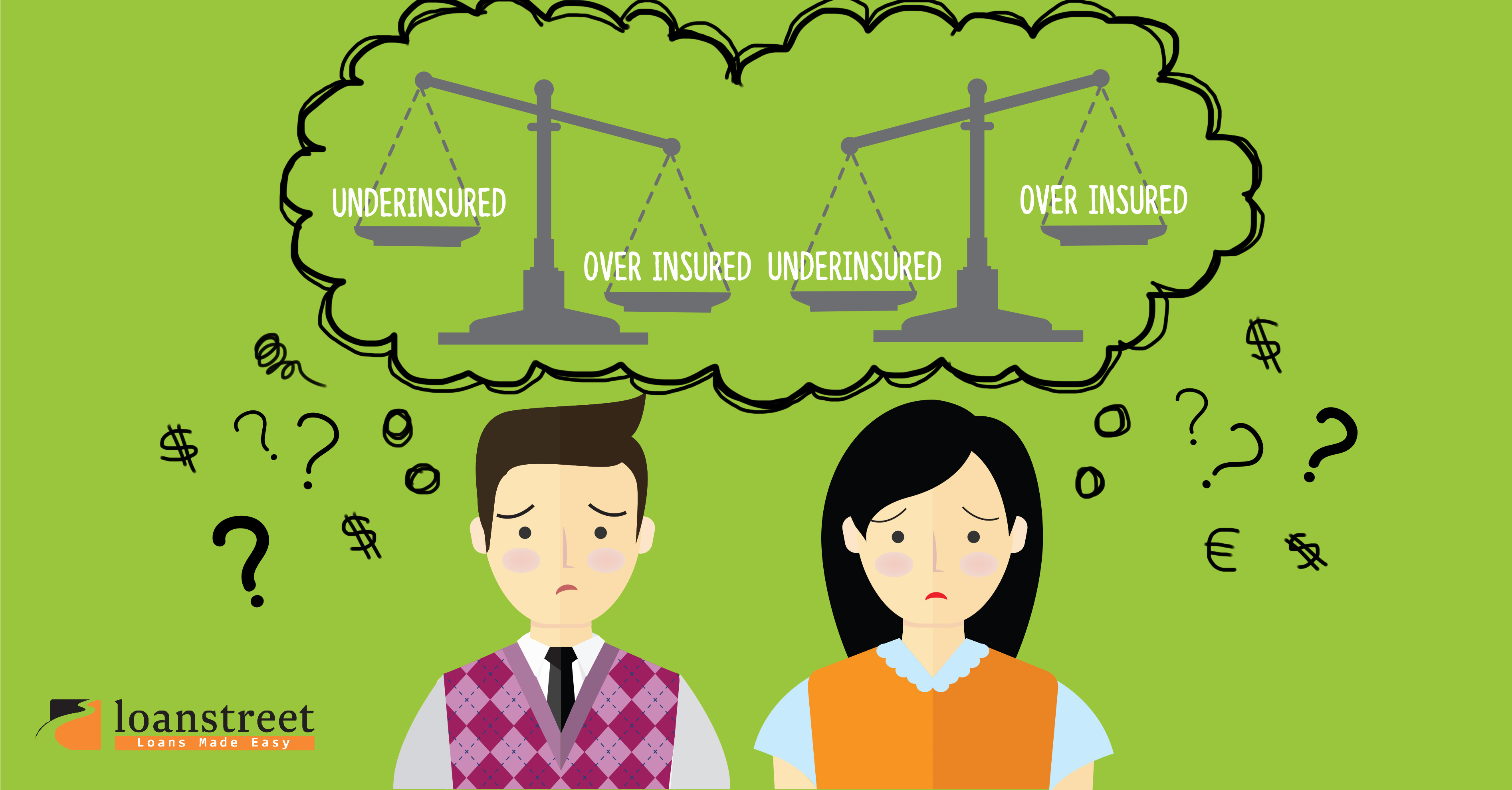 Are you over-insured or under-insured?