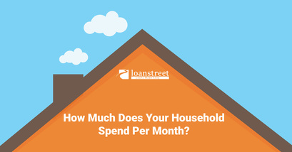 How Much Does Your Household Spend Per Month