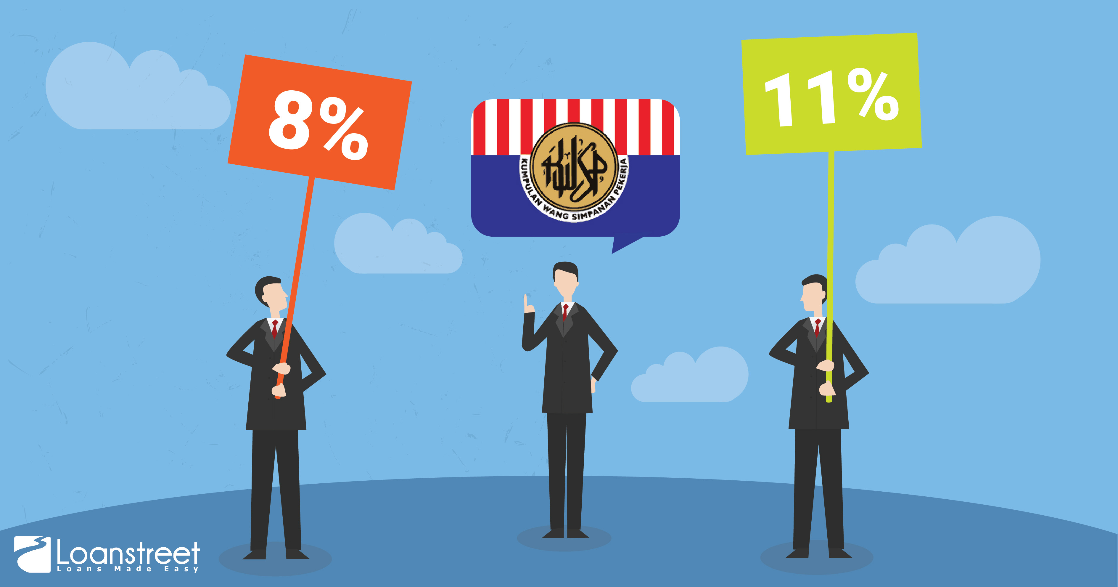 EPF 8% vs 11%: Which is the Best Choice for You?