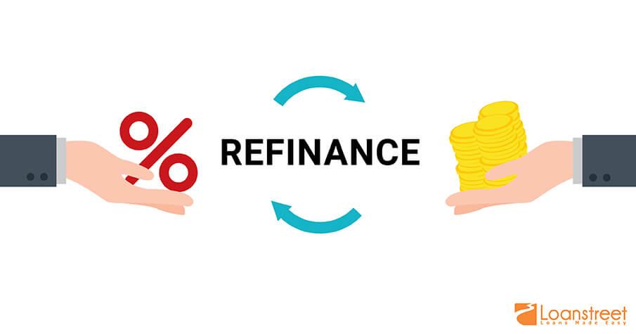 personal loan, refinance