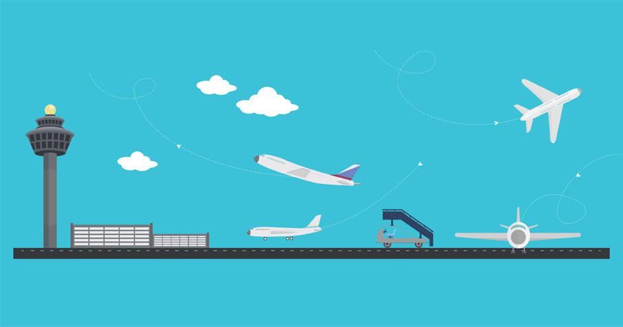 10 Cara Berjimat Di Lapangan Terbang