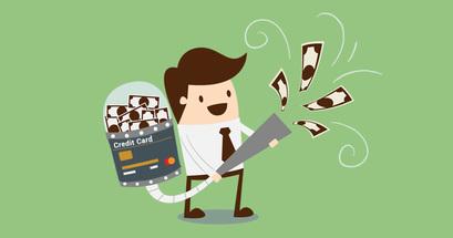 Bagaimana Menjana Wang Daripada Kad Kredit Anda