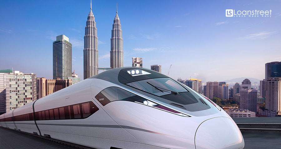 High Speed Rail: Benefits for KL property investors