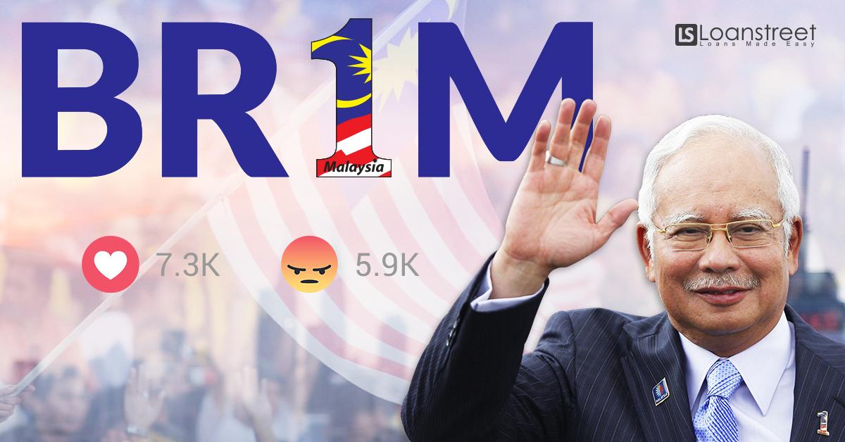 Adakah BR1M Mampu Memusnahkan Malaysia Dari Dalam?