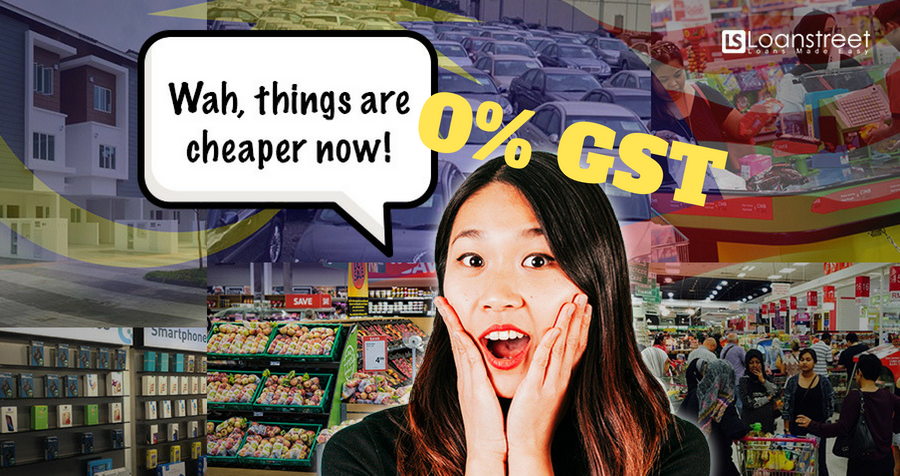 6 Perks The Rakyat Can Benefit From 0% GST