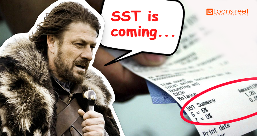 SST Is Coming. Here Are 5 Things That You Need to Know