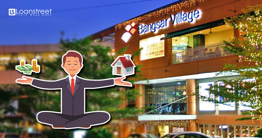 How Did This Malaysian Rent in Bangsar Without Going Broke?