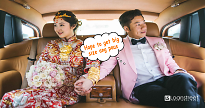 Malaysian Wedding Ang Pau: How Much Money Should You Fork Out?