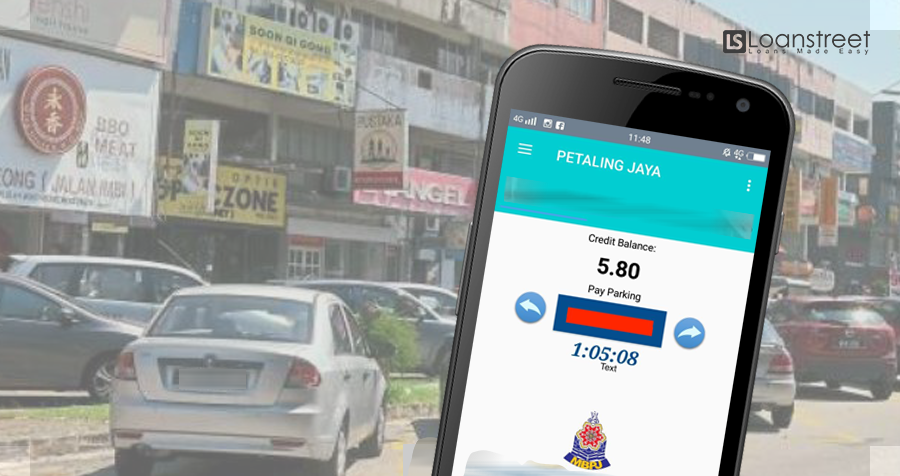 App bayar parking Selangor