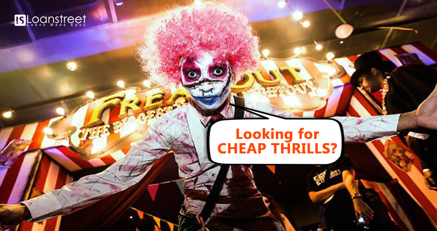 8 Bars to Party Hard This Halloween Without Breaking the Bank