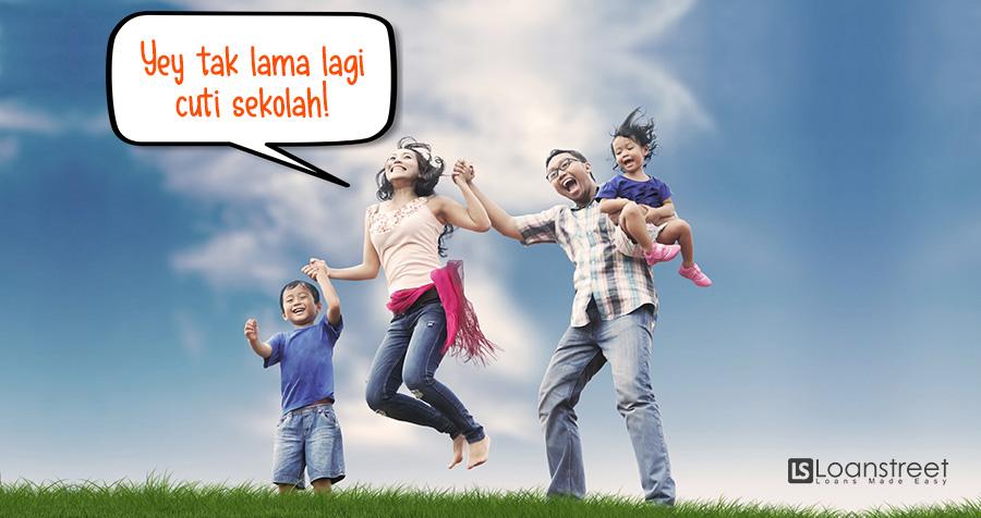 Cuti Sekolah Hampir Tiba, Masa Untuk Menerokai Malaysia!