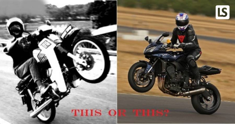 Here's Why So Many Youths Are Choosing the Mat Rempit Lifestyle vs Professional Motorcycle Racing