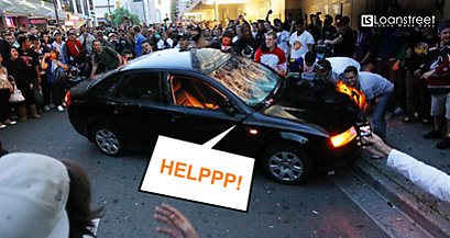 Is Your Car Damaged In A Riot? Here's What You Need To Do