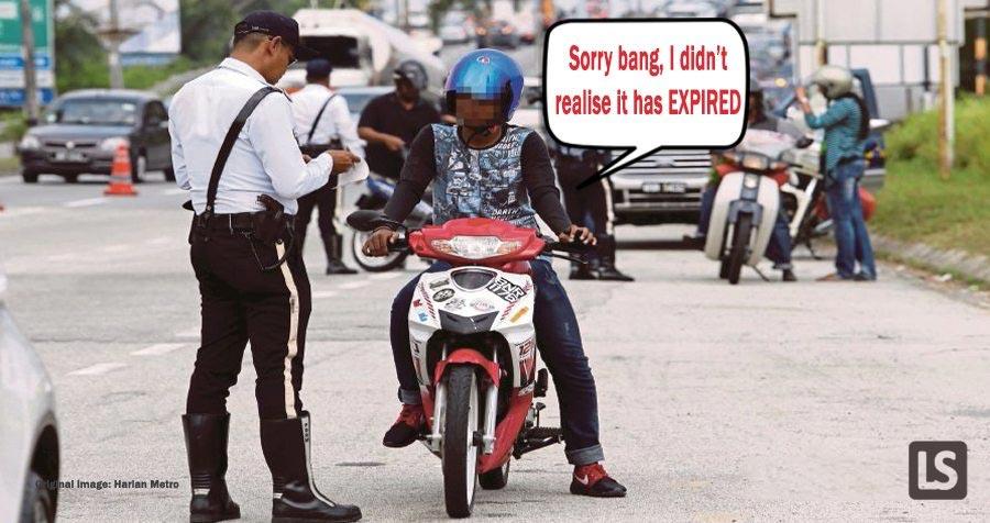 Sekarang Boleh Beli/Renew Insurans Motosikal & Road Tax Secara Online!