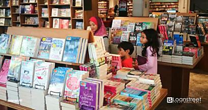 5 Tempat BEST Yang Korang Boleh Pergi Kalau Nak Cari Buku-Buku Murah