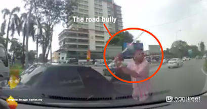 M'sians, What Kind of Road Rage Do You Have?