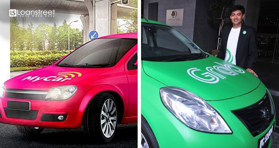 Grab vs MyCar: Aplikasi Mana Lagi Bagus Untuk DRIVERS?