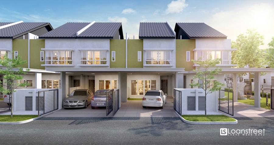 Sena Parc Homes, Senawang - Fi Tempahan Serendah RM500 Seunit