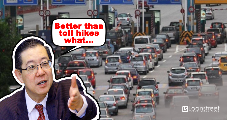 M'Sian Toll to Be Replaced With a Congestion Charge Instead of Toll Hikes. Macam Yes or Not?