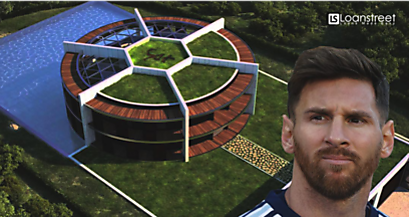 Check Out These 6 Famous Football Players' Very Expensive Homes