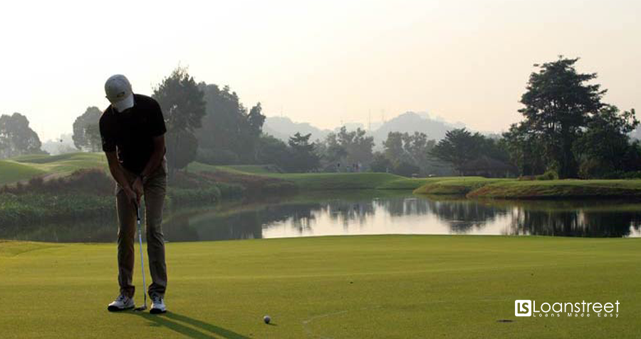 Golf Is Only for ATAS (Read: Rich) People. Sure or Not?