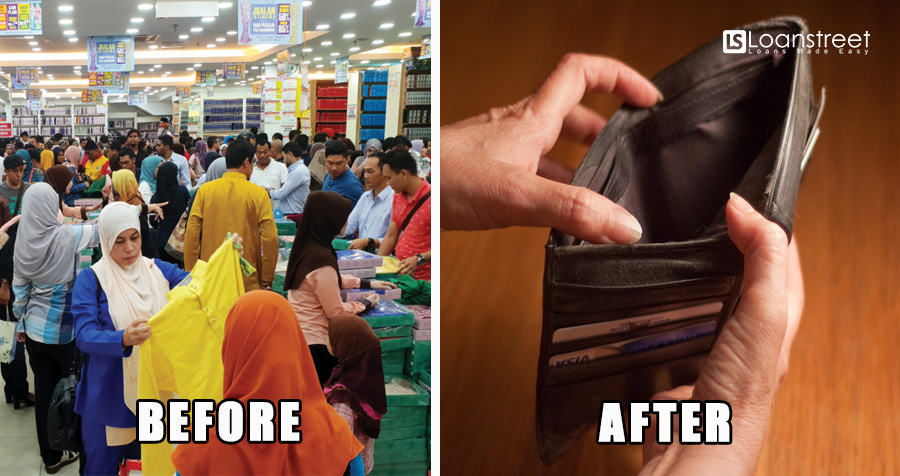 [QUIZ] Dear M'sians, What's Your Hari Raya Spending Habit?