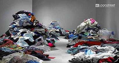 Sape Cakap Baju Terpakai Tak Boleh Buat Untung?