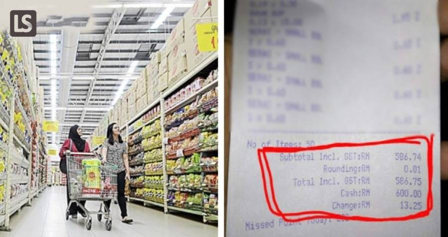 The Kiamsiap Guide To Cheap Grocery Shopping in Malaysia