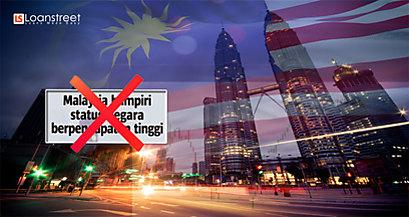 Kenapa Malaysia Gagal Capai Status Berpendapatan Tinggi Menjelang 2020?