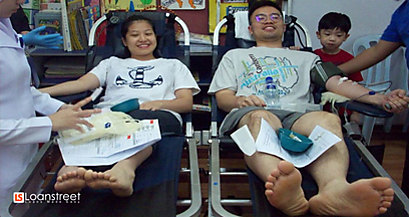 You Can Get FREE Medical Treatment by Donating Blood. FOR REAL