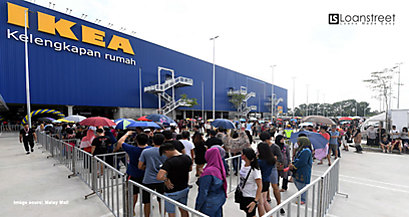 IKEA: Online Store ATAU Personal Shopper. Mana Bagus?
