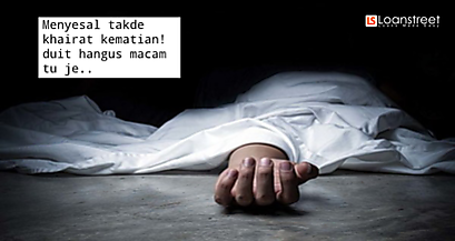Cecah Sampai RM3K, Rugi Tak Tuntut 9 Khairat Kematian Ni!