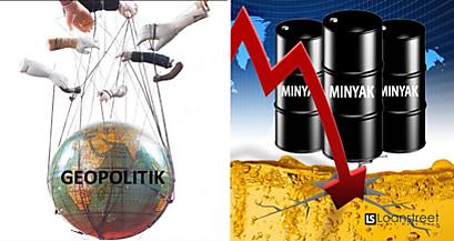 BOOM! Kejatuhan Harga Minyak Global dari Aspek Geopolitik