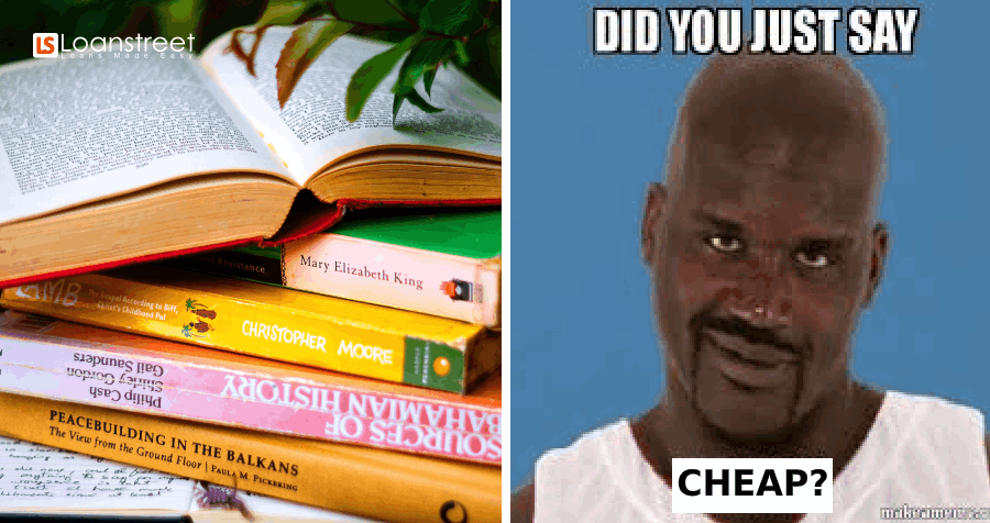 What's the Story With All These Cheapo New Books?