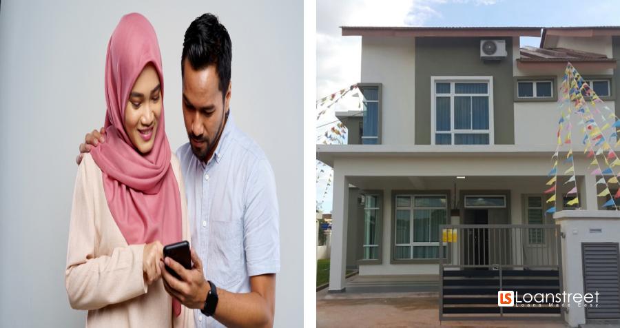Wah, INI Rupanya Maksud Membiayai Rumah Patuh Syariah!