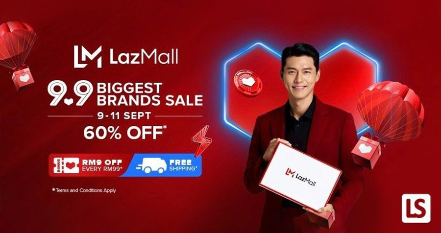 Lazada 9.9: Must-Haves For DISCOUNTS LOVERS