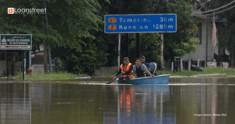 Maybank Offers Flood Relief Assistance to Affected Customers